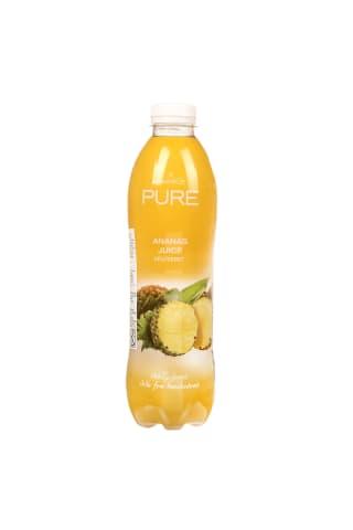Ananasų sultys PURE, 1 l pet