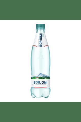 Gazuotas natūralus mineralinis vanduo BORJOMI, 0,5 l