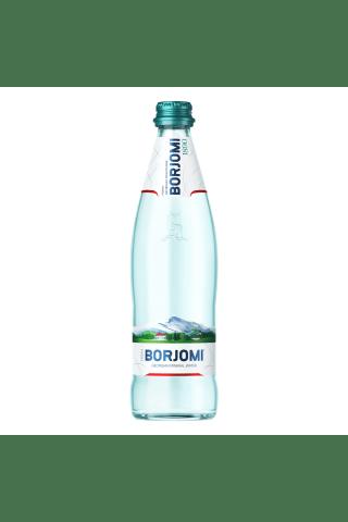 Minerālūdens Borjomi dabīgais 0.5l