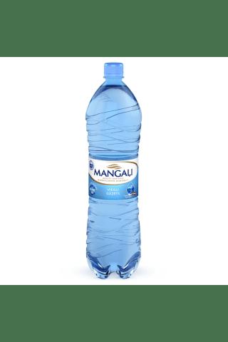 Min.ūdens Mangaļi-1 viegli gāz. 1,5l