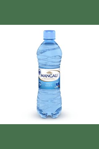 Dzer. ūdens Mangaļi-1 viegli gāz. pet 0.5l