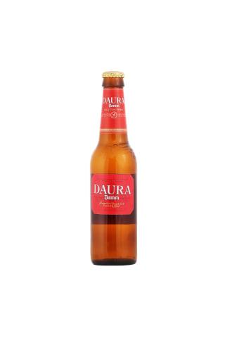 Õlu Estrella Daura 5,4% 0,33L Pdl