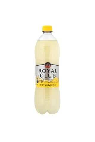 Gāzēts dzēriens Royal Club Bitter Lemon pet 1l