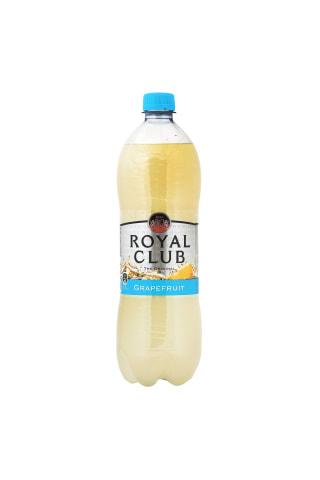 Gazuotas aromatizuotas gaivusis gėrimas ROYAL CLUB GRAPEFRUIT, 1 l