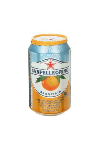 Limonāde San Pelegrino anaciata 0,33l