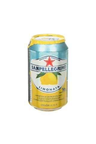 Limonāde San Pelegrino limonata 0,33l