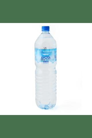 Negazuotas šaltinio vanduo RIMI, 1,5 l
