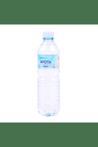 Negazuotas šaltinio vanduo RIMI, 0,5 l