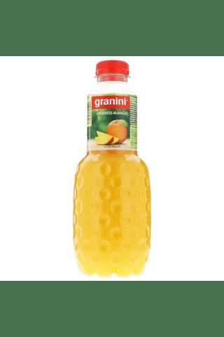 Granini Nektārs Mango-Apelsīnu, 43%, 1L