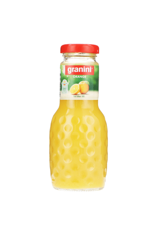 Apelsinų sulys GRANINI, 100%, 0,25 l