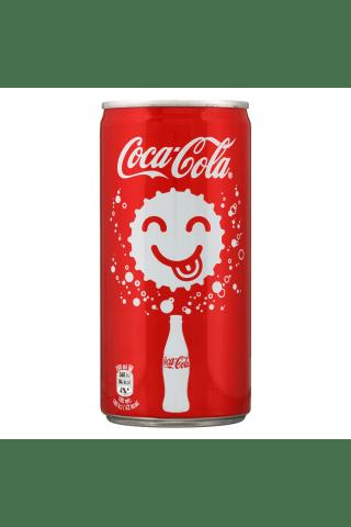 Gāzēts dzēriens coca cola 0.2l