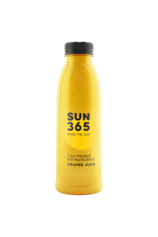 Šviežios apelsinų sultys SUN365, 500ml