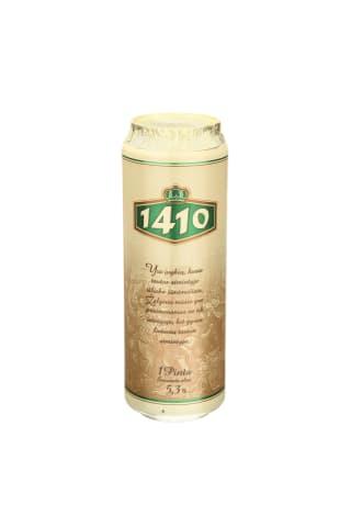 Šviesusis alus 1410, 5,3%, 0,568l