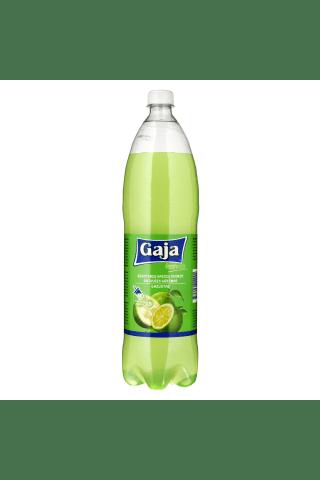 Gazuotas egzotinių vaisių skonio limonadas GAJA, 1,5 l
