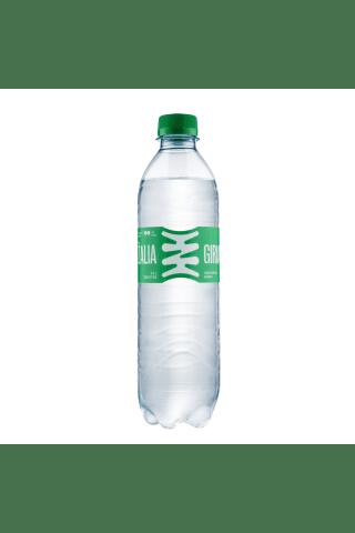 Gazuotas šaltinio vanduo ŽALIA GIRIA PREMIUM, 0,5 l