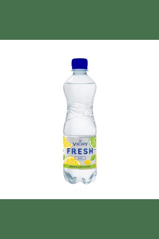 Citrinų skonio negazuotas gėrimas VICHY FRESH, 0,5 l