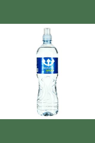 Negazuotas mineralinis vanduo NEPTŪNAS Sport, 0,75 l