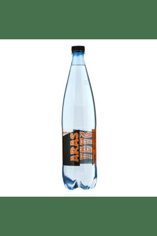 Natūralus gazuotas mineralinis vanduo ARAS, 1 l