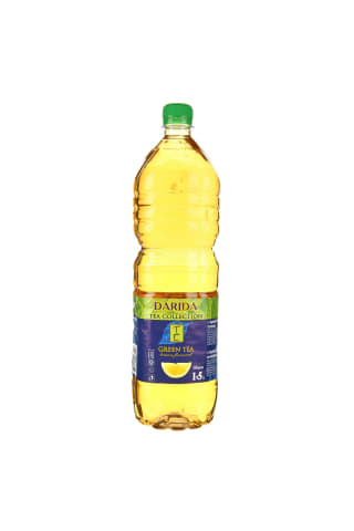 Gaivusis negazuotas gėrimas DARIDA su citrinų aromatu, 1,5 l