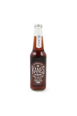 Gāzēts dzēriens Kanes cola&herbs 0,33l