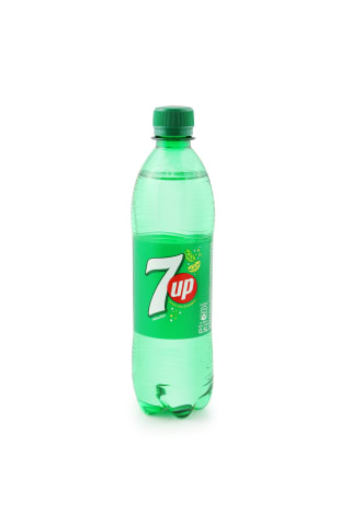 Gaivusis gėrimas 7UP, 0,5 l