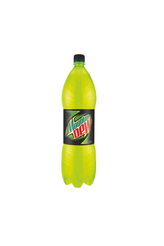 Gaivusis gėrimas MOUNTAIN DEW, 1,5 l