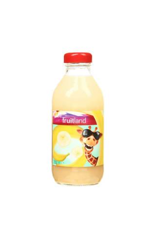 Bananų nektaras FRUITLAND 0,33 l
