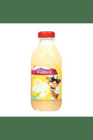 Nektārs banānu Fruitland 0.33l