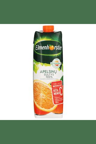 Apelsinų sultys ELMENHORSTER, 1 l