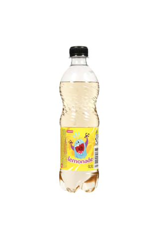 Gazuotas gaivusis gėrimas limonadas RIMI, 0,5l