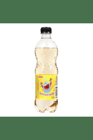 Gāzēts bezalkoholisks dzēriens limonāde Rimi 0,5l