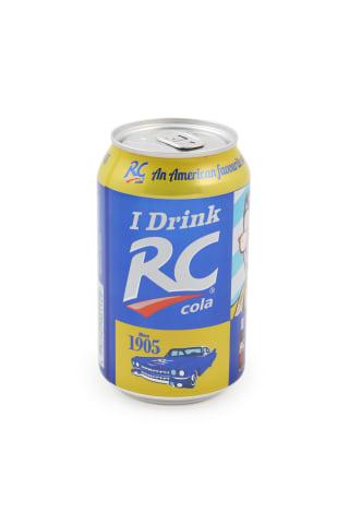 Limonāde RC cola 0.33l
