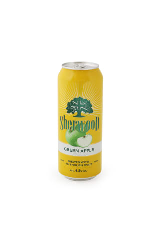 Alus dzēriens Sherwood Apple 4,5% 0,5l