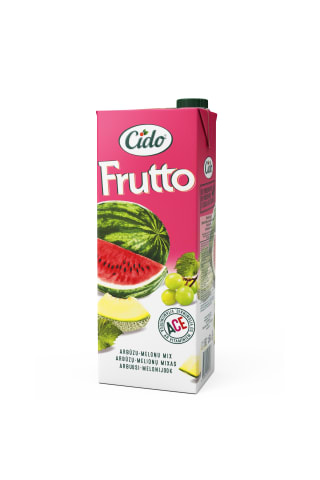 Dzēriens Frutto arbūzu-meloņu MIX dzēriens ar A,C,E vitamīniem 1,5l