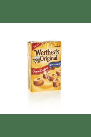 Karameles konfektes Werthners Original 42g