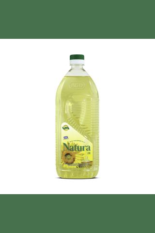 Saulėgrąžų aliejus NATURA, 1 l