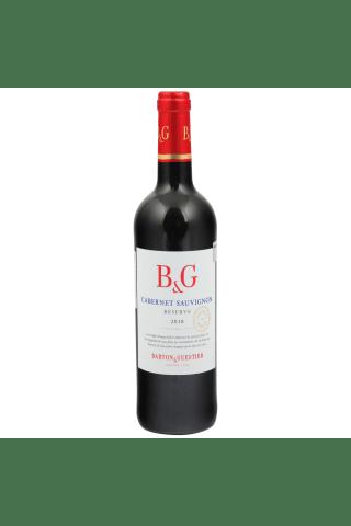 Sarkanvīns Barton & Guestier Cabernet Sauvignon Reserva Languedoc - Roussill sausais 13% 0,75l