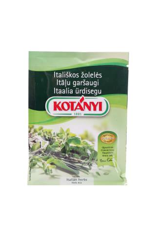 Itāļu garšaugi Kotanyi 14g