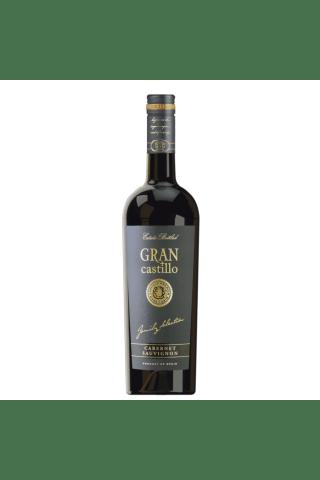 Sarkanvīns Gran Castillo Family Res, 12,5% 0,75l