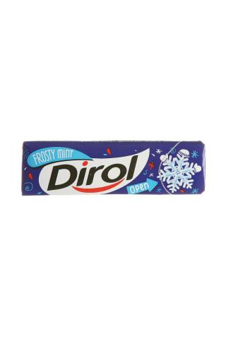 Pipirmėčių skonio kramtomoji guma DIROL, 13,6 g