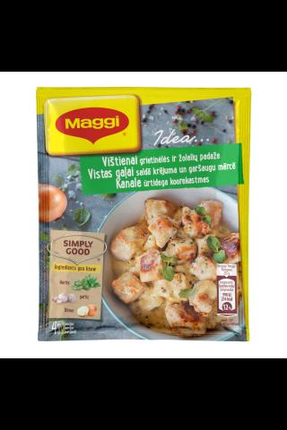 Ruošinys vištienai grietinėlės ir žolelių padaže MAGGI IDEA, 30 g