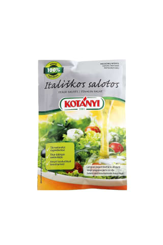 Garšviela Kotanyi Itāļu salātu 13g
