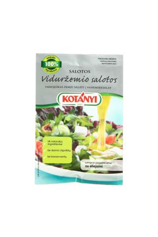 Viduržiemio salotos KOTANYI, 13 g