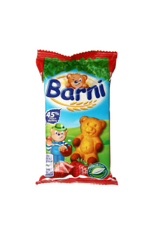 BISCUIT BARNI STRAWBERRY 30G