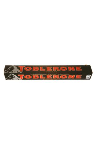 Šokoladas toblerone, juodasis, 100 g