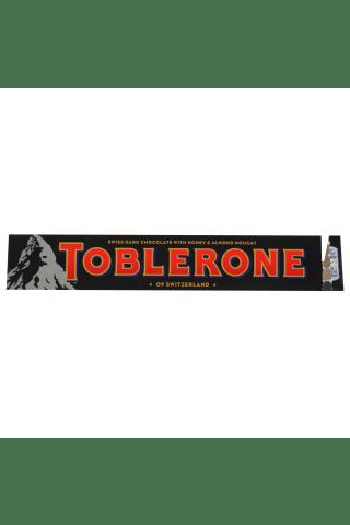 Toblerone rūgtā šokolāde, 100g
