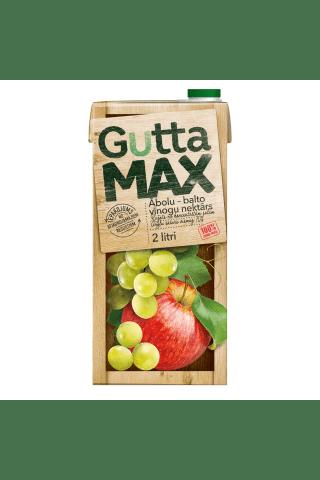Nektārs Gutta Max ābolu vīnogu 2l