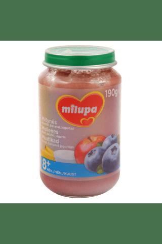 Biezenis Milupa meža ogu jogurta no 8mēn. 200g