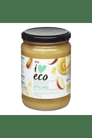 Ekologiška obuolių tyrė I LOVE ECO, 400 g