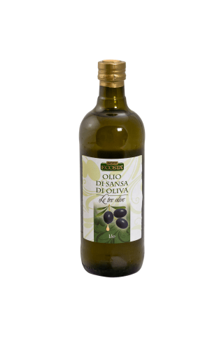 Olīvu izspaidu eļļa f.costa 1 l